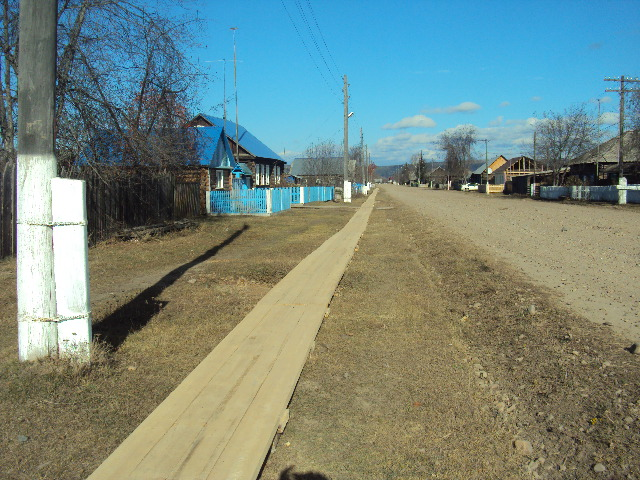 ул.Партизанская тротуар после2
